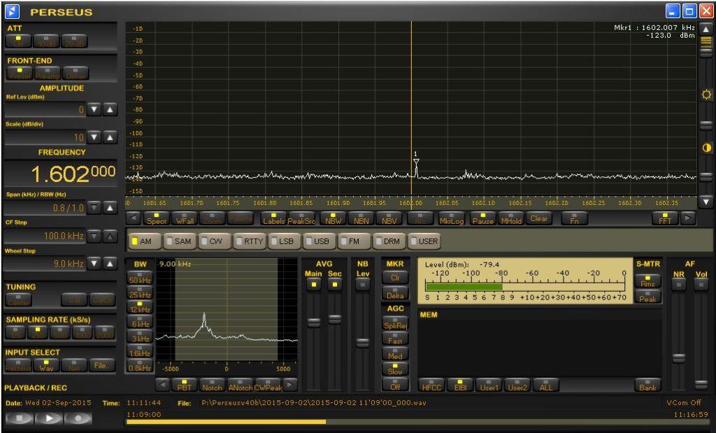 1602 kHz DU HETS 02SE15