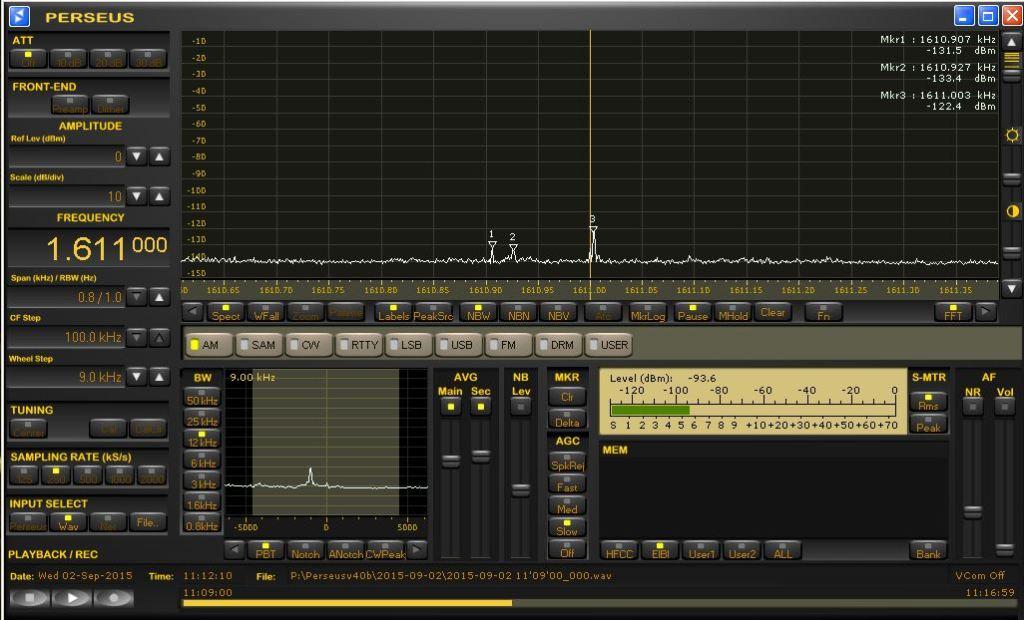 1611 kHz DU HETS 02SE15