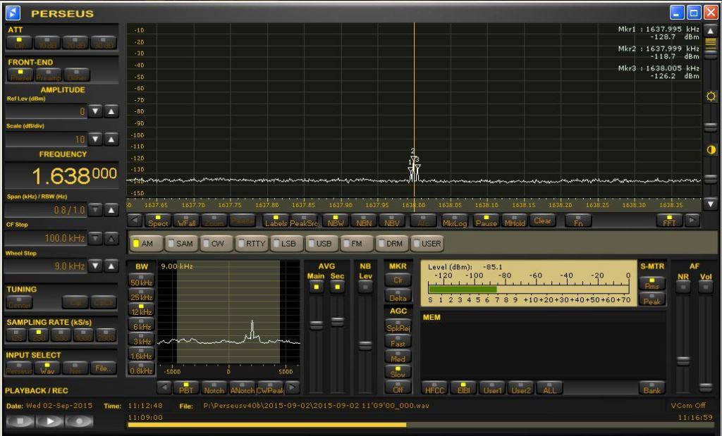 1638 kHz DU HETS 02SE15