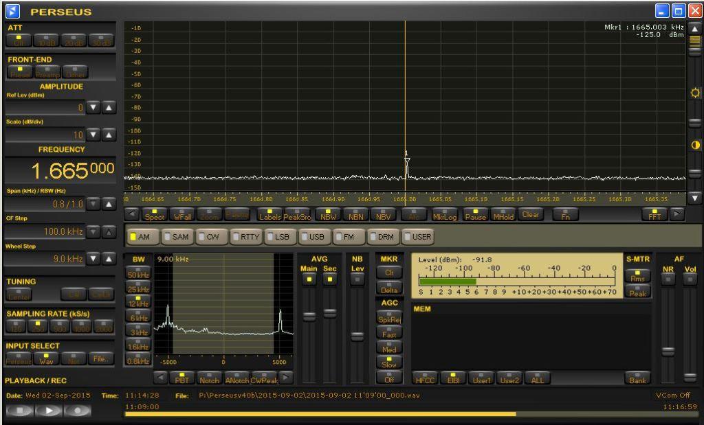 1665 kHz DU HETS 02SE15